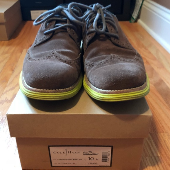 Cole Haan Other - Cole Haan Lunargrand Wingtip 74695bd1bc